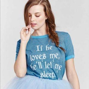 WILDFOX🦊 Let Me Sleep Tee